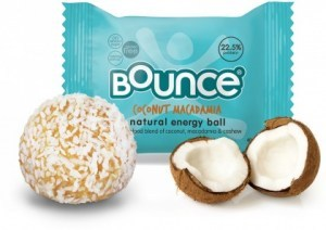 Bounce Coconut Macadamia Balls  12x40g