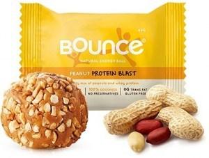 Bounce Peanut Protein Balls  12x49g