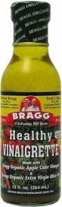 Bragg Dressing Vinaigrette Apple Cider Organic  354ml