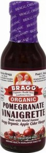 Bragg Dressing Vinaigrette Pomegranate Organic  354ml