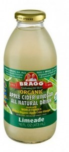 Bragg Organic Apple Cider Vinegar Drink Limeade 473ml