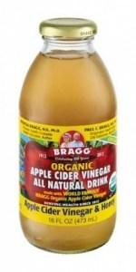 Bragg Organic Apple Cider Vinegar & Honey Drink 473ml