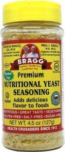 Braggs Premium Nutritional Savoury Yeast Seasoning 127g