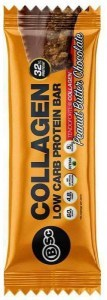 BSc Collagen Protein Bars Peanut Butter Chocolate 12x60g