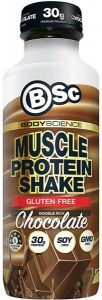 BSc RTD Muscle Protein Shake Double Rich Chocolate  450ml