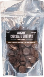 BSKT Chocolate Buttons Dark Cocoa 150g