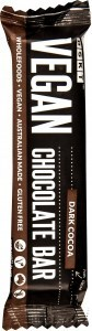 BSKT Vegan Dark Cocoa Chocolate Bars  12x45g