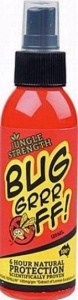 Bug-Grrr Off Insect Repellent Jungle Strength Spray 100ml