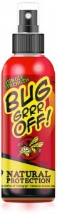 Bug-Grrr Off Jungle Strength Insect Spray 125ml