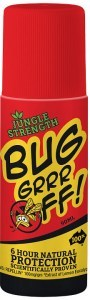 Bug-Grrr Off Jungle Strength Roll-On 90ml