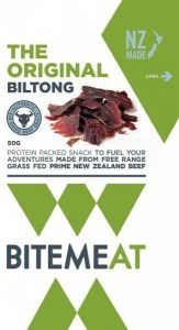 Canterbury Bitemeat Original Air-Dried Beef 50g