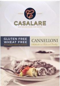 Casalare Cannelloni 125g