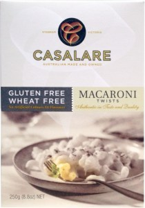 Casalare Macaroni Twists 250g