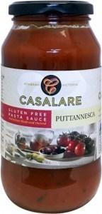 Casalare Pasta Sauce Puttanesca 500g