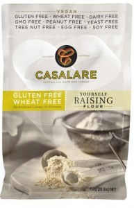 Casalare YOURSELF Self Raising Flour 750g