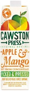 Cawston Press Apple & Mango 1L