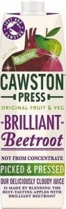 Cawston Press Brilliant Beetroot & Apple Juice 1L