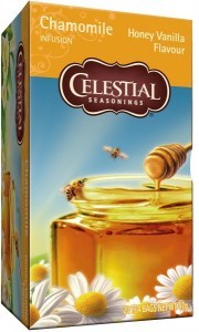 Celestial Seasonings Honey Vanilla Chamomile Tea 20Teabags JUN20