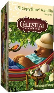 Celestial Seasonings Sleepytime Vanilla Tea 20Teabags