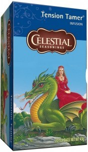 Celestial Seasonings Tension Tamer Tea 20Teabags