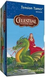 Celestial Seasonings Tension Tamer Tea 20Teabags
