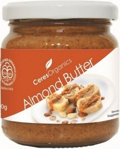 Ceres Organics Almond Butter 190g