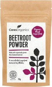 Ceres Organics Beetroot Powder 70g