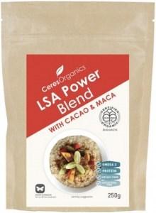 Ceres Organics BIo LSA Power Blend With Cacao & Maca