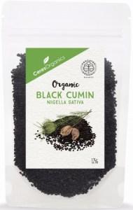 Ceres Organics Black Cumin Seed Nigella Sativa 125g