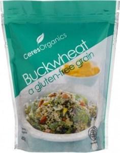 Ceres Organics Buckwheat 450g