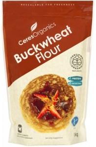 Ceres Organics Buckwheat Flour 1kg