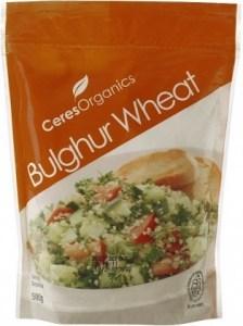Ceres Organics Bulghur Wheat 500g