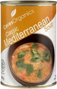 Ceres Organics Classic Mediterranean Soup 400g (Can)