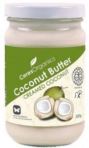 Ceres Organics Coconut Butter Creamed Coconut 300g