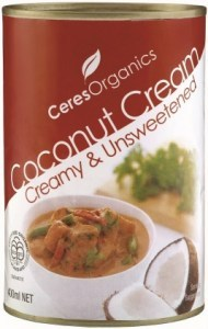 Ceres Organics Coconut Cream 400g (Can)