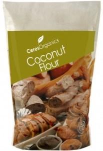 Ceres Organics Coconut Flour 800g (Stand Up)