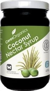Ceres Organics Coconut Nectar Syrup 400g