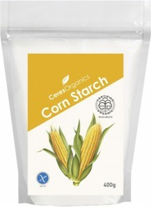 Ceres Organics Corn Starch Powder 400g