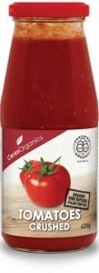 Ceres Organics Crushed Tomatoes 420g