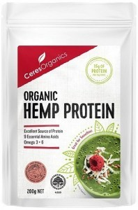 Ceres Organics Hemp Protein Powder 200g