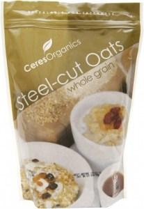 Ceres Organics Oats Steel Cut 900g