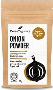 Ceres Organics Onion Powder 50g
