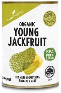 Ceres Organics Organic Young Jackfruit Can 400g
