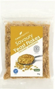Ceres Organics Nutritional Savoury Yeast Flakes 50g