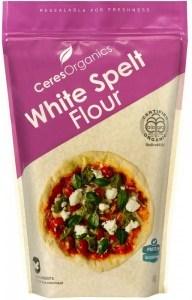 Ceres Organics Spelt Flour White 1kg