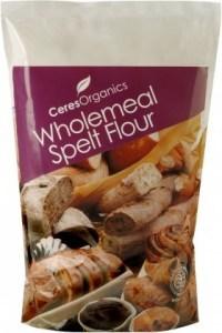 Ceres Organics Spelt Flour Wholemeal 1kg