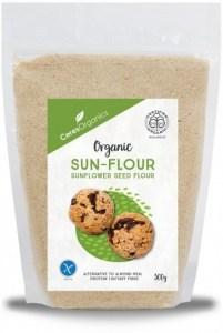 Ceres Organics Sun-Flour Sunflower Seed Flour 300g