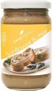 Ceres Organics Sunflower Butter 300g
