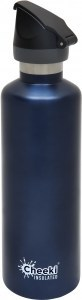 Cheeki Active Single Wall Bottle Ocean 750ml