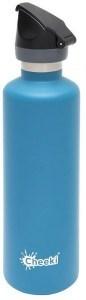 Cheeki Active Single Wall Bottle Topaz 1L